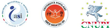 Università Popolare Shen Shiatsu Do Logo